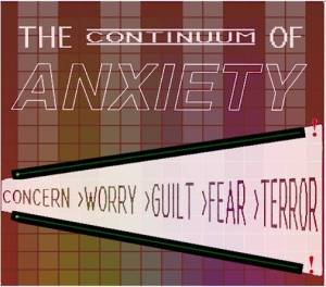 Continuum anxiety